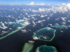 Malediven - Atolle