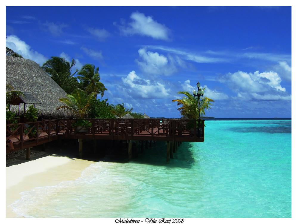 Malediven-Feeling
