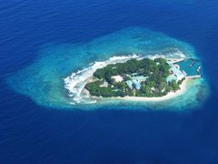 Malediven - Inselchen