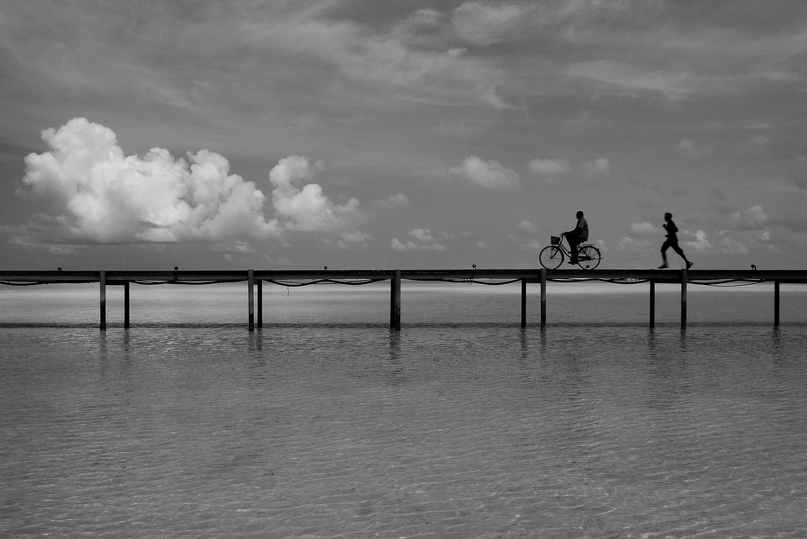 Malediven - Leben mit dem Meer II