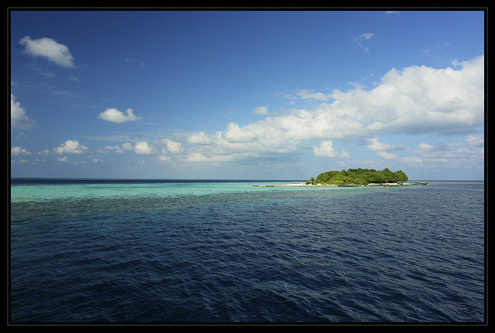 Malediven Lily Beach