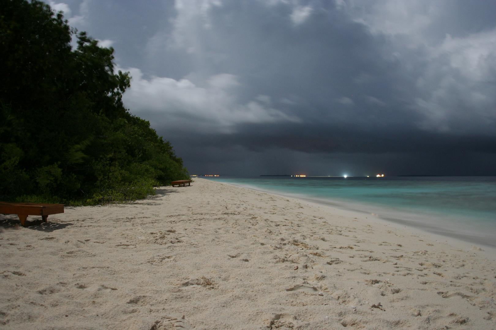 Malediven Night 12 PM