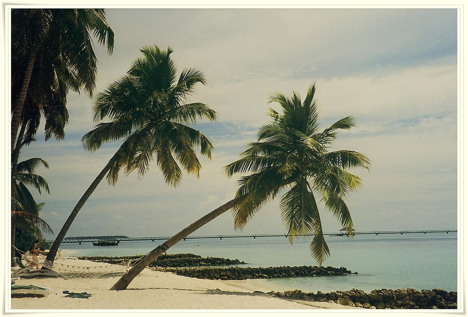 Malediven, Rangali Island