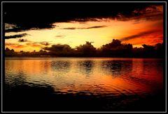 Maledivian Sunset