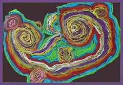 Malen wie Hundertwasser 2