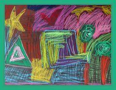 Malen wie Hundertwasser 3