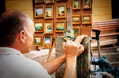 Maler aus Malcesine
