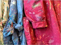 Malerei auf Textil