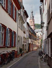 Malerisches Heidelberg