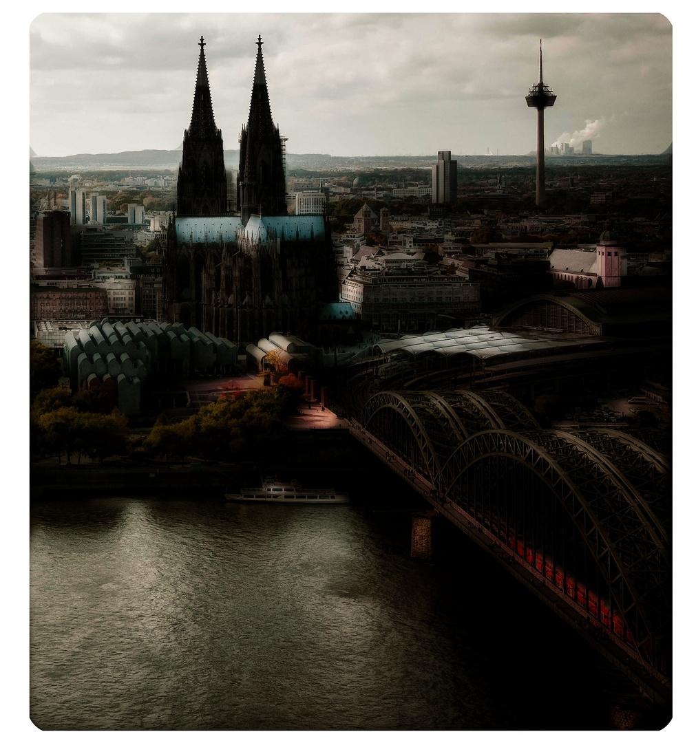 malerisches Köln