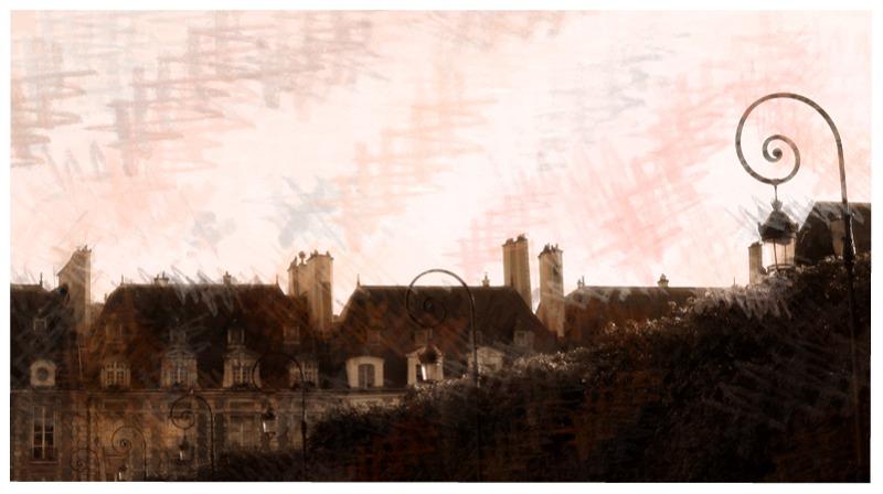 malerisches Paris