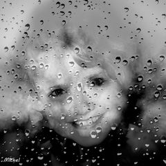 Malgré la pluie