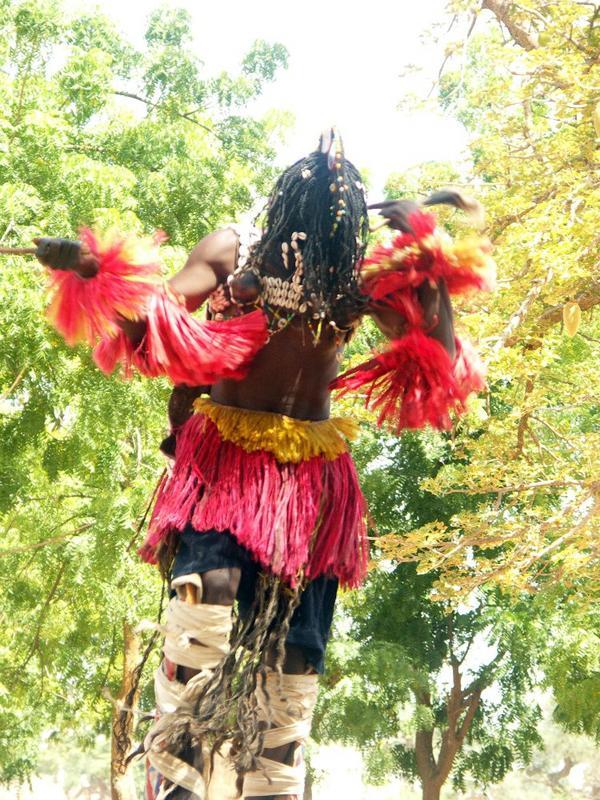 Mali - Festa ai villaggi Dogon