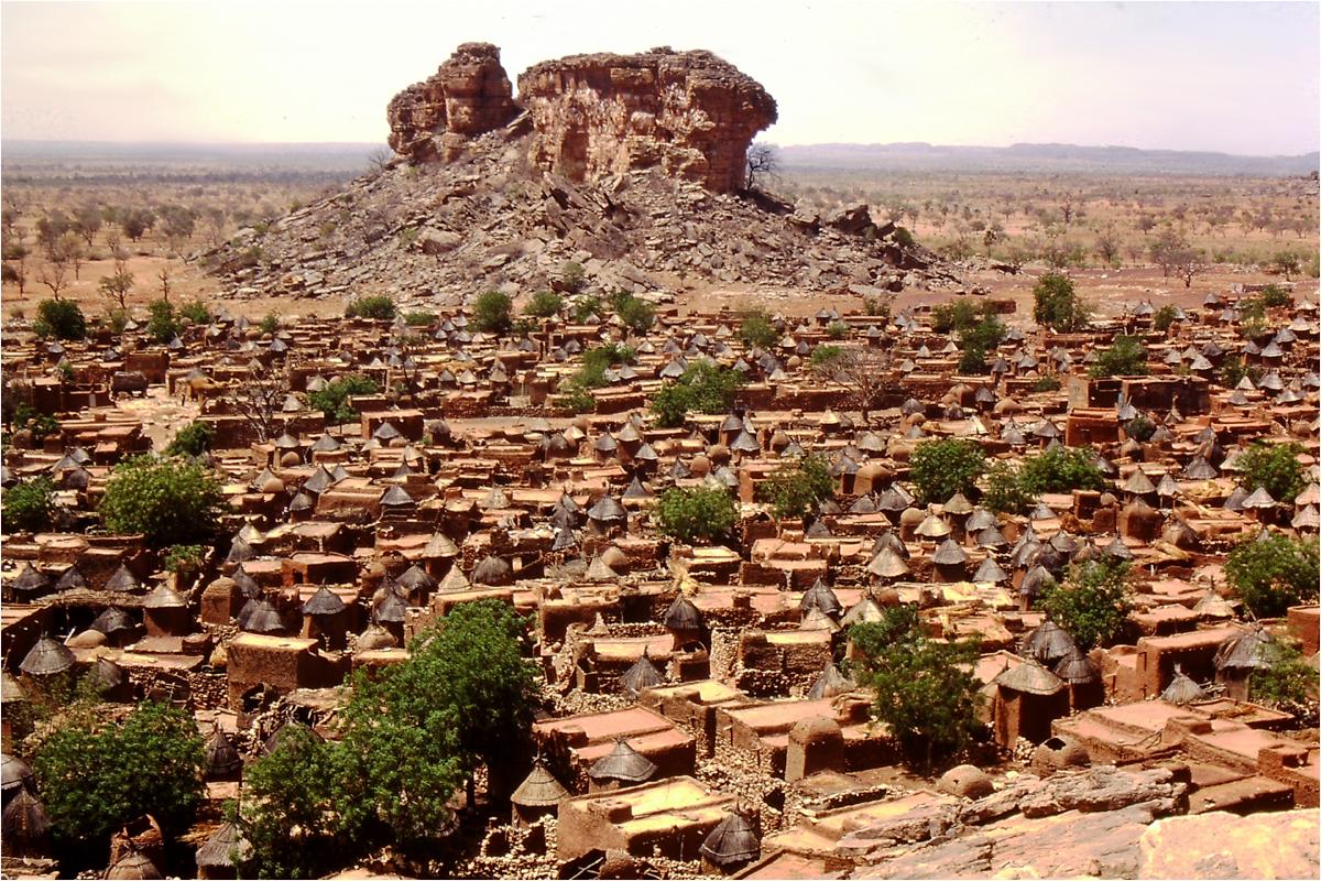 Mali - Menschen,Kultur und Landschaften (2)