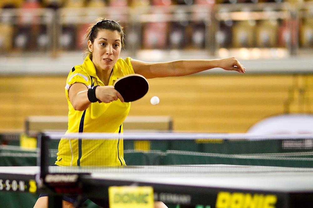 Malin Petterson (SWE) Gewinnerin der Lux Open