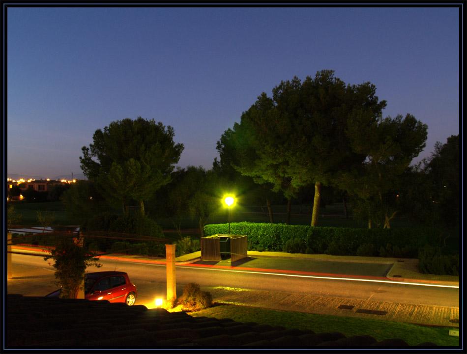 Mallorca #3 - Nachtaufnahme
