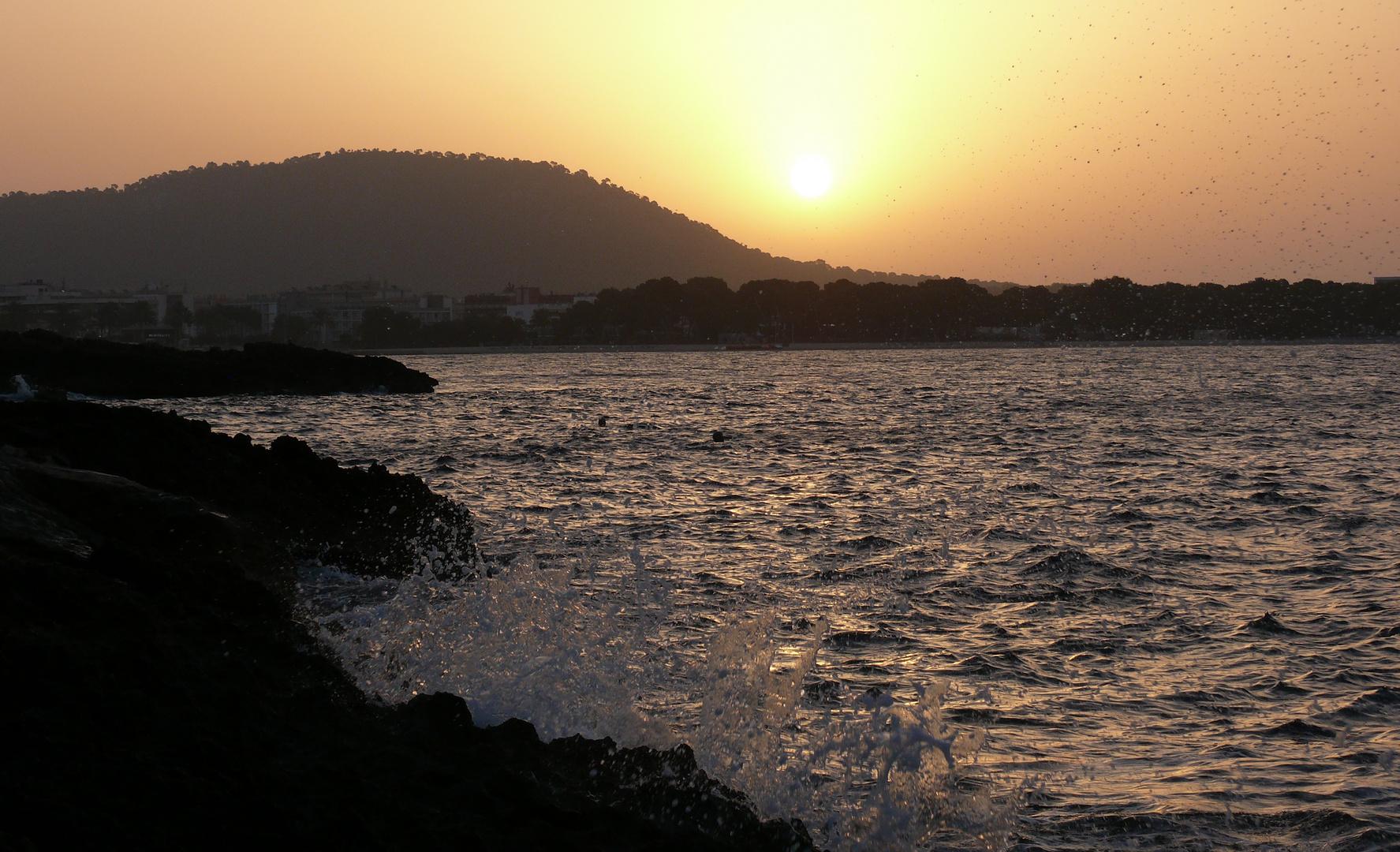 Mallorca Abendlicht 2