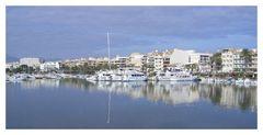Mallorca - Alcudia Hafenfront