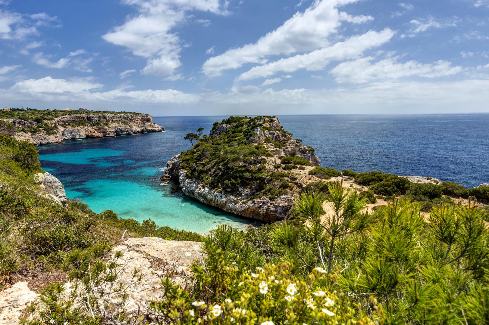 Mallorca - Cala d´es Moro