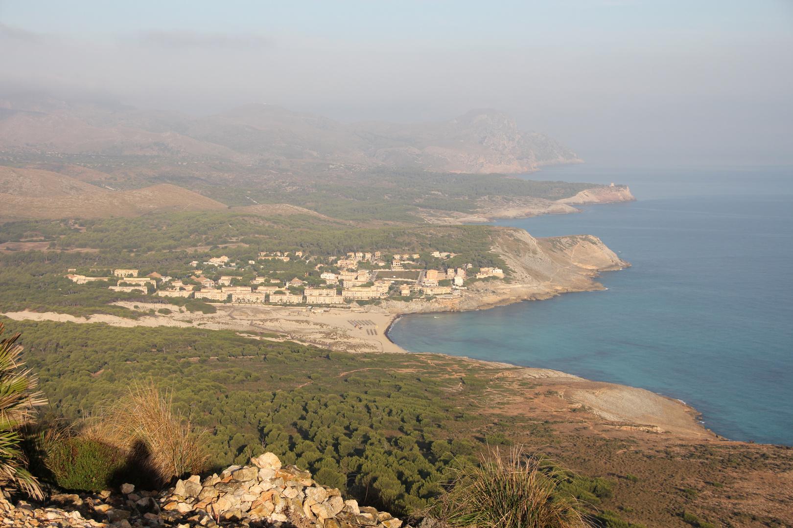 Mallorca Cala Mesquida 2