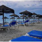 Mallorca, en la playa por la mañana
