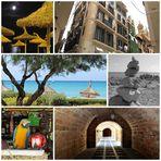 Mallorca im Mai - Collage