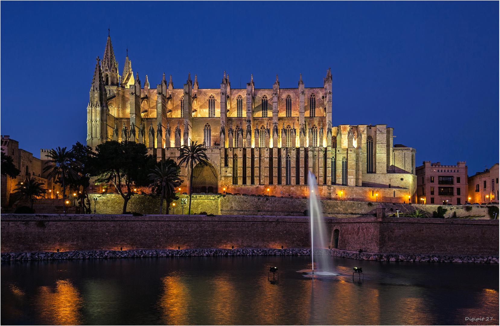 Mallorca Kathedrale Palma 2015-04