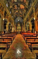 Mallorca - Kirche in Pollenca