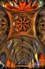 Mallorca - Kirche in Sineu