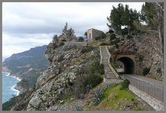 Mallorca - Mirador de Ricardo Roca in Estellencs