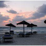 Mallorca, Playa de Muro, salida de sol III (Sonnenaufgang III)