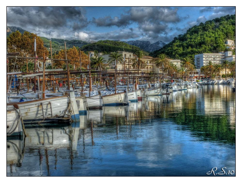 Mallorca - Port de Sóller (HDR)