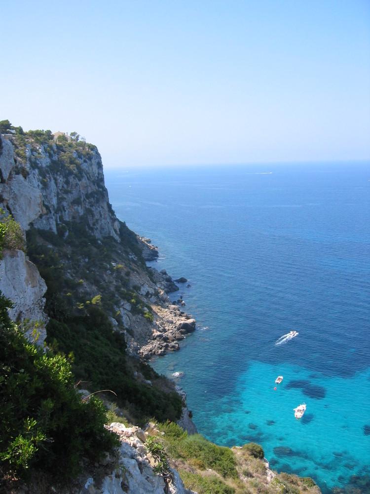 Mallorca Steilküste