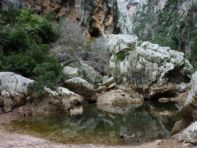 Mallorca Torrent de Pareis 2