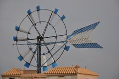 Mallorca - Windmühle
