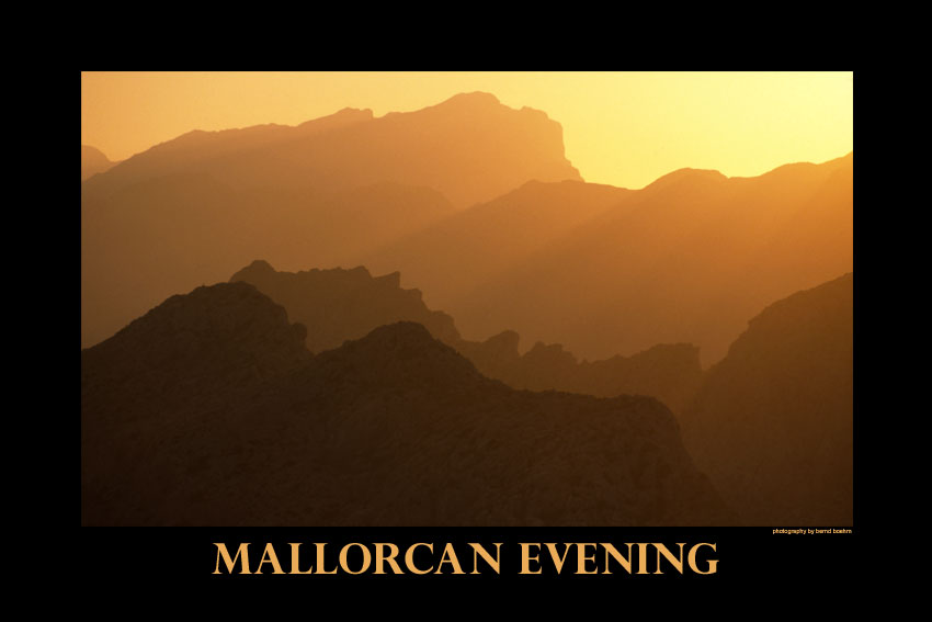 Mallorcan Evening
