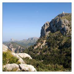 Mallorcas felsiges Quadrat
