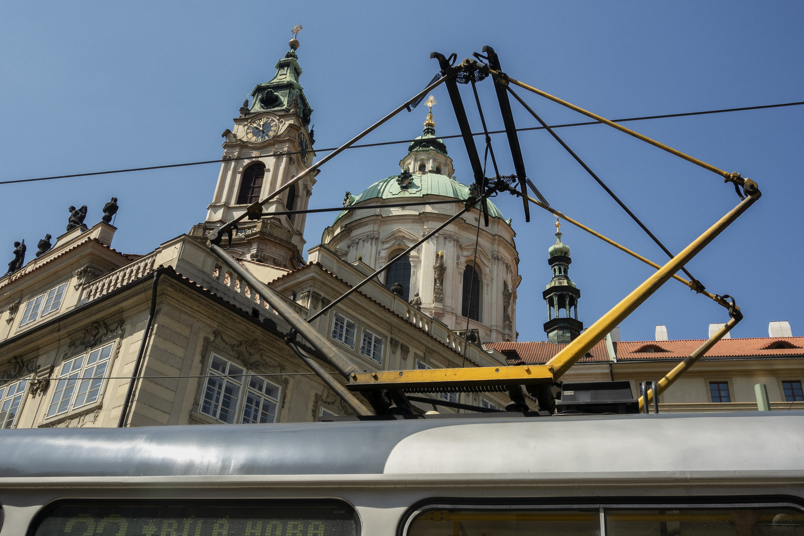 Malostranske nam, San Nicola, Praga