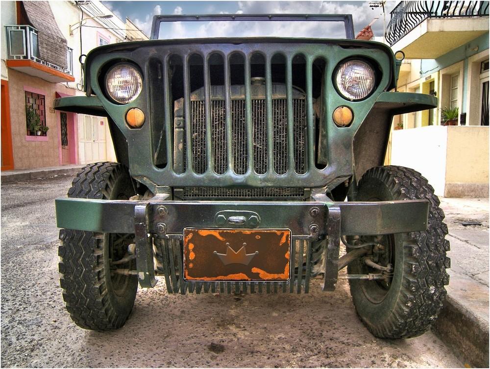 Malta Cars - Jeep 2