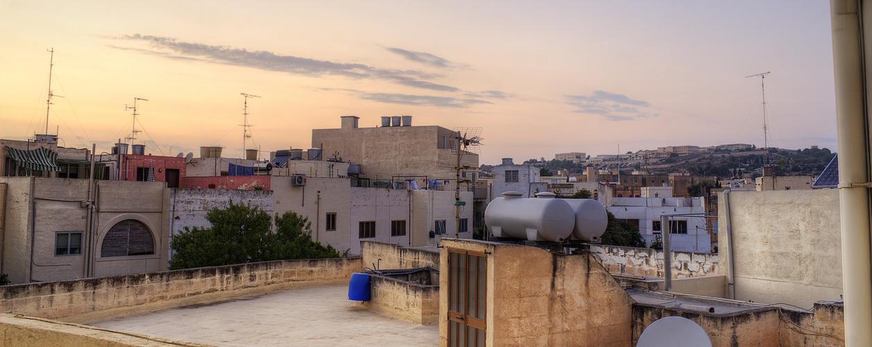 Malta - über den Dächern von Balzan