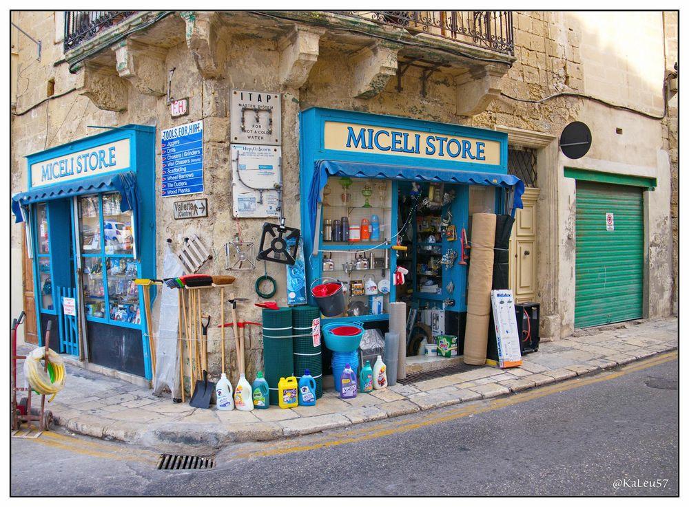 Maltesische Haushaltswaren