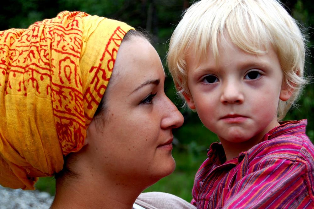 Mama und Nicolay