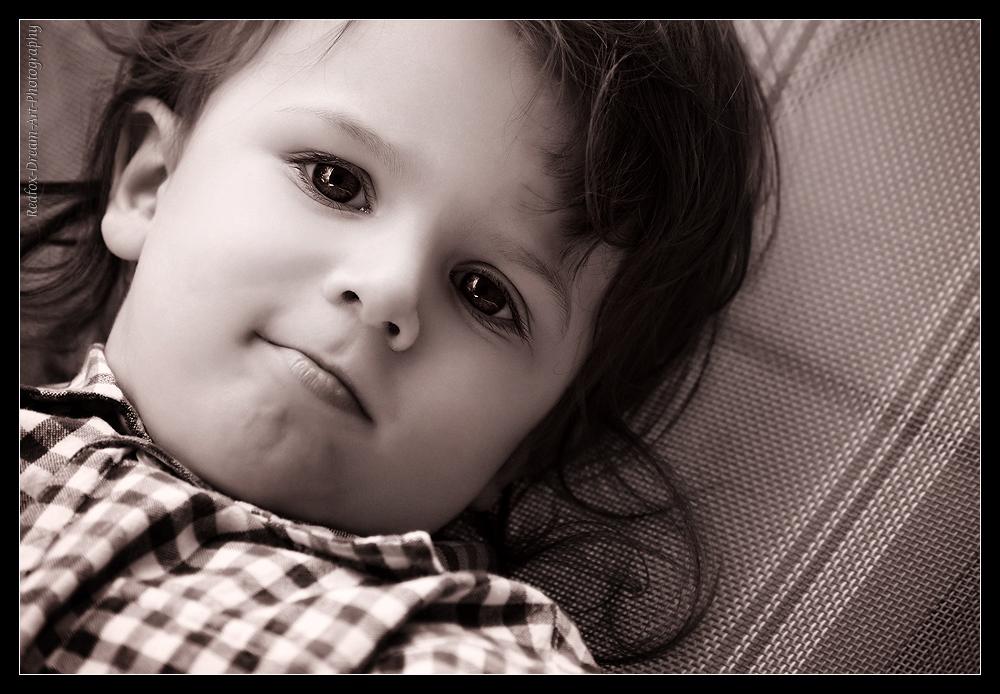 """""""Maman, je suis paresseux........."""""""