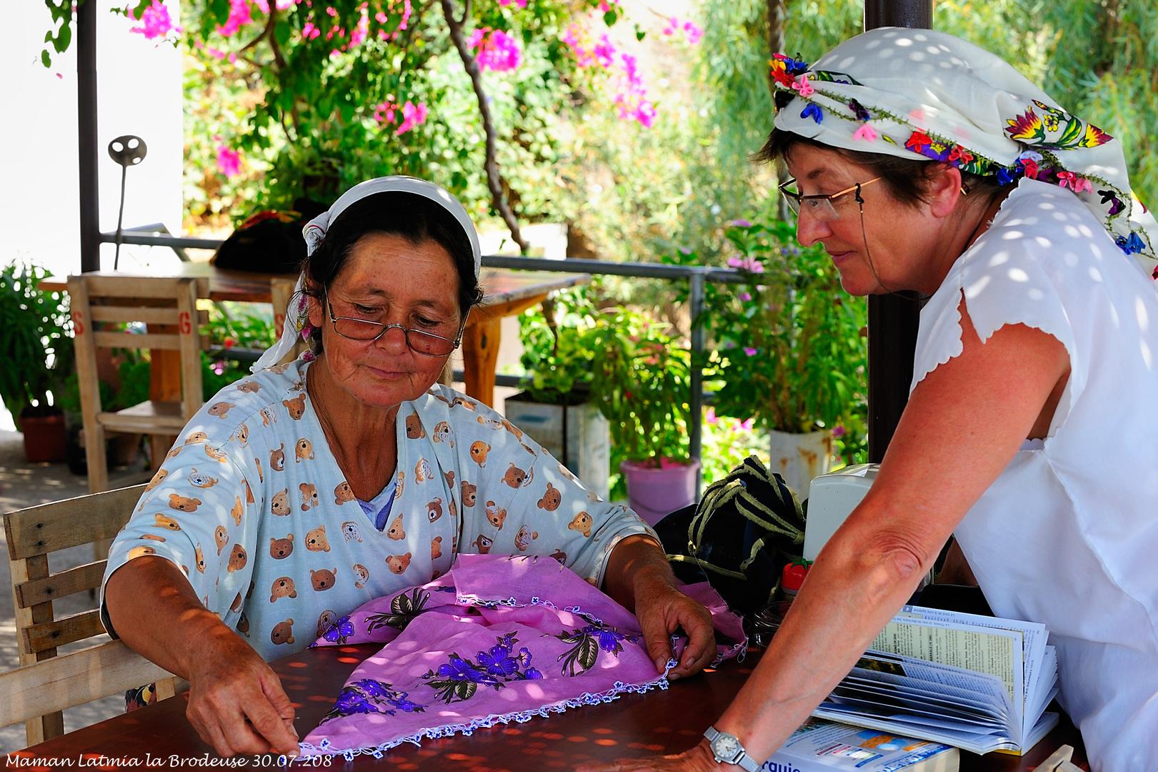Maman Latmia La Brodeuse (30.07.2008)