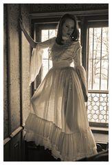 Mama´s Brautkleid war auch schon ganz schön sexy..;-)