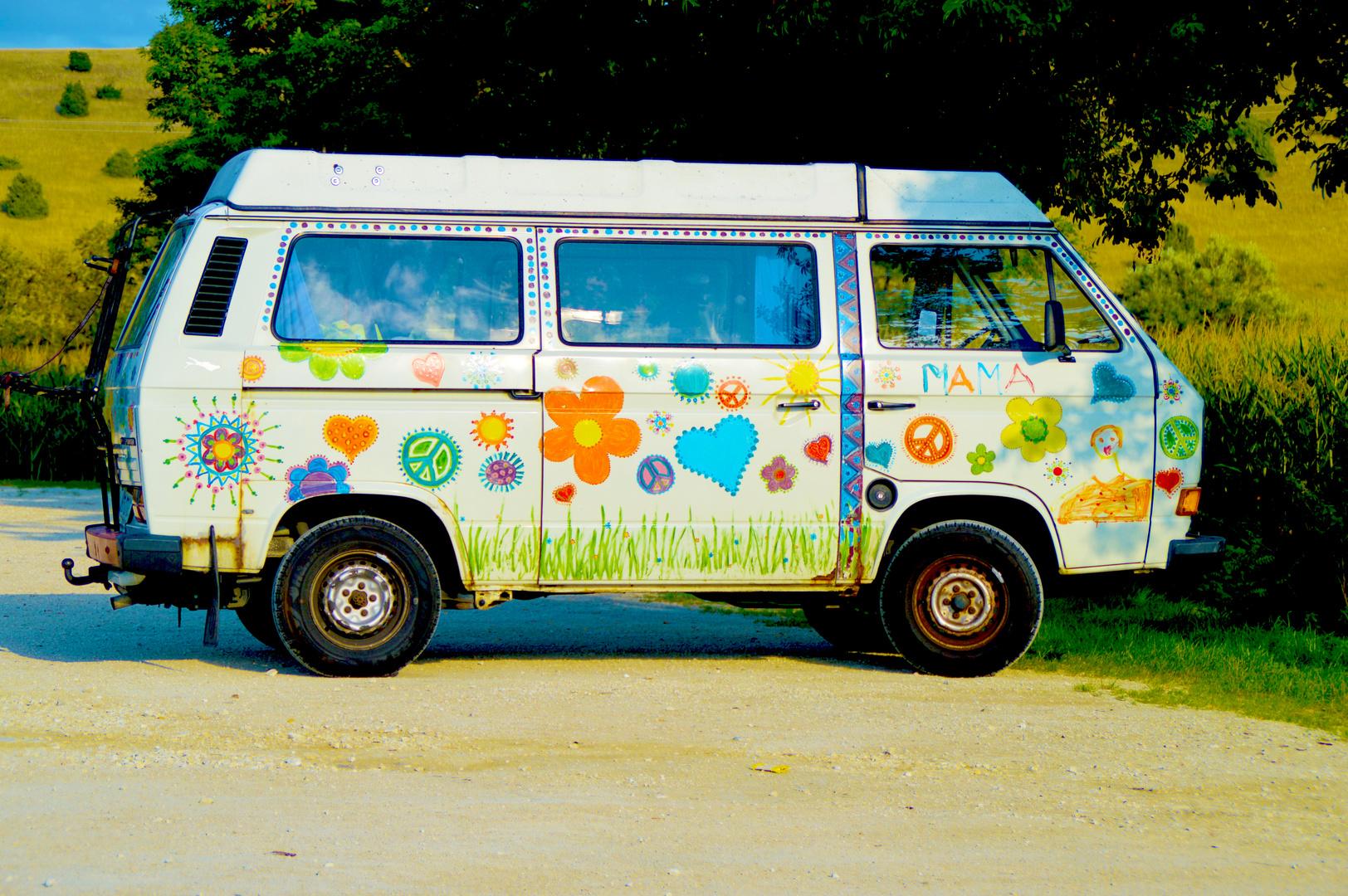 mamas vw bus foto bild autos zweir der oldtimer. Black Bedroom Furniture Sets. Home Design Ideas