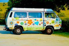 Mamas VW Bus