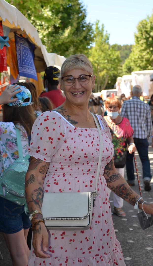 mamie vintage tatouée