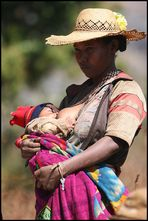 mamma malgascia (Madagascar)