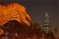 Mampf - Jurassic Park in Frankfurt!